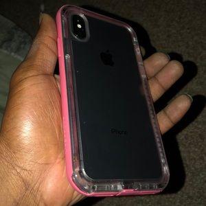 iPhone X case (new)